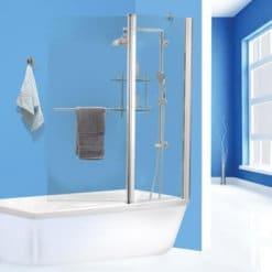 אמבטיון מיאמי עם מתלה מגבת