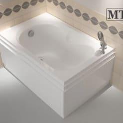 MTI-73 אמבטיה מלבנית 70 אורך 105