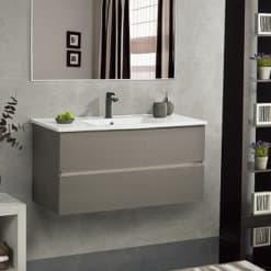 ארון אמבטיה תלוי דואט 102