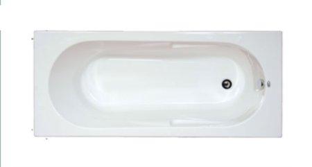 אמבטיה אקרילית מבט עליון MTI-07 רוחב 70 ואורך 170