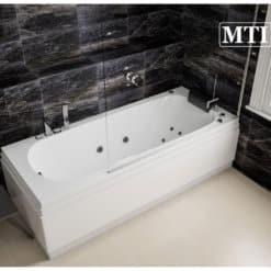 אמבטיה מלבנית אקרילית MTI-117 רוחב 70 אורך 170