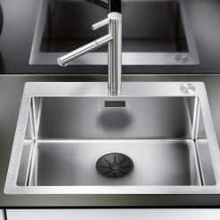 כיור מטבח נירוסטה דגם קלארון 550 IFA