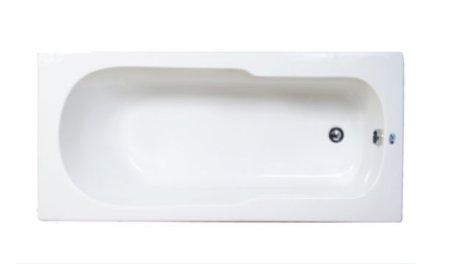 רוחב 70 אורך 140 MTI-81 מבט עליון אמבטיה אקרילית