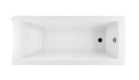 MTI-61 אמבטיה אקרילית מבט עליון רוחב 70 ואורך 160