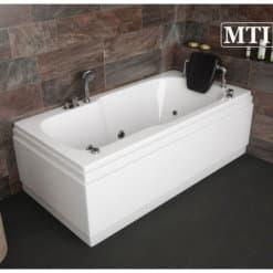 MTI-82 אמבטיה מלבנית אקרילית רוחב 70 אורך 160