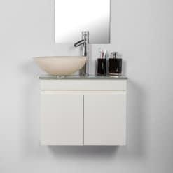 ארון אמבטיה צר עומק 30 תלוי יהלום