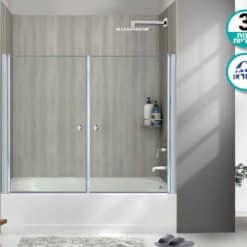 אמבטיון לפי מידה 2 דלתות עד 200 סמ