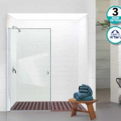 מקלחון בהתאמה אישית דלת אחת חזית עד 100