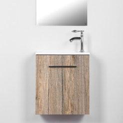 ארון אמבטיה קטן עומק 25 על 41 ונציה